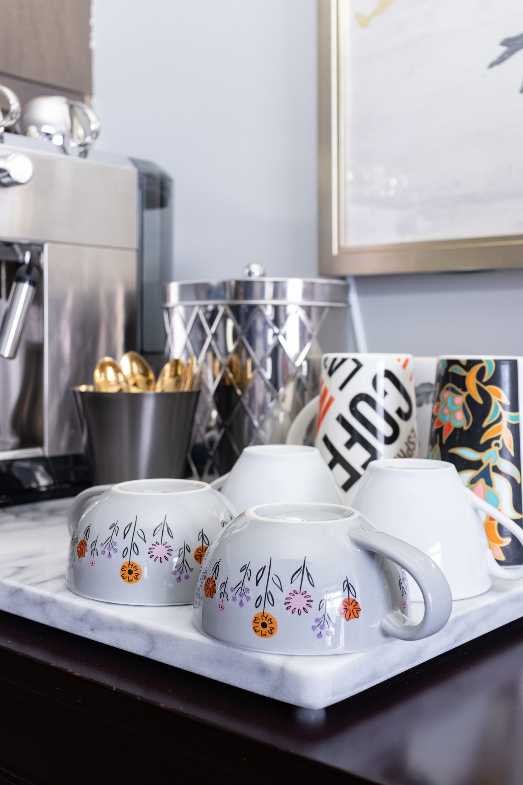 Lockdown Life Must Have A Coffee Station In Your Kitchen Homewithb